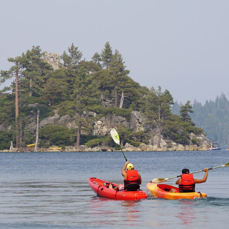 Kayaking Vacations