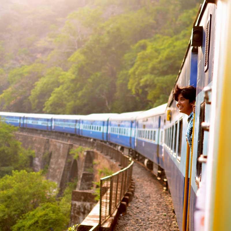 Rail Themed Travel
